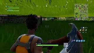 Comment passer sous la carte sur fortnite CX