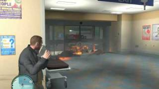 Grand Theft Auto IV - Hospital Rampage (Part I)