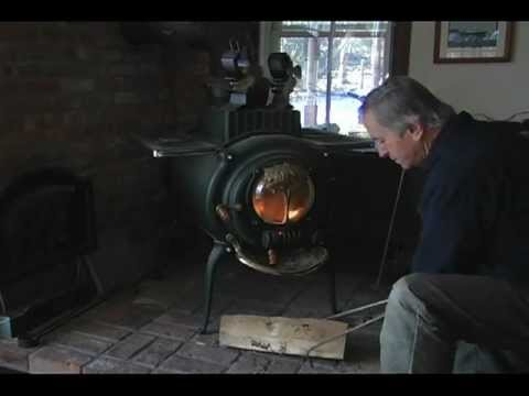 The Elm wood stove, 2012 - The Elm Wood Stove, 2012 - YouTube