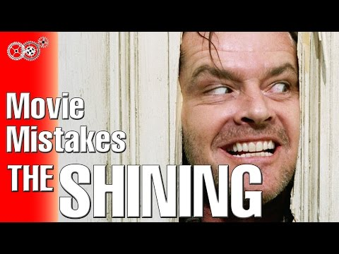 The Shining - Movie Mistakes -- MechanicalMinute