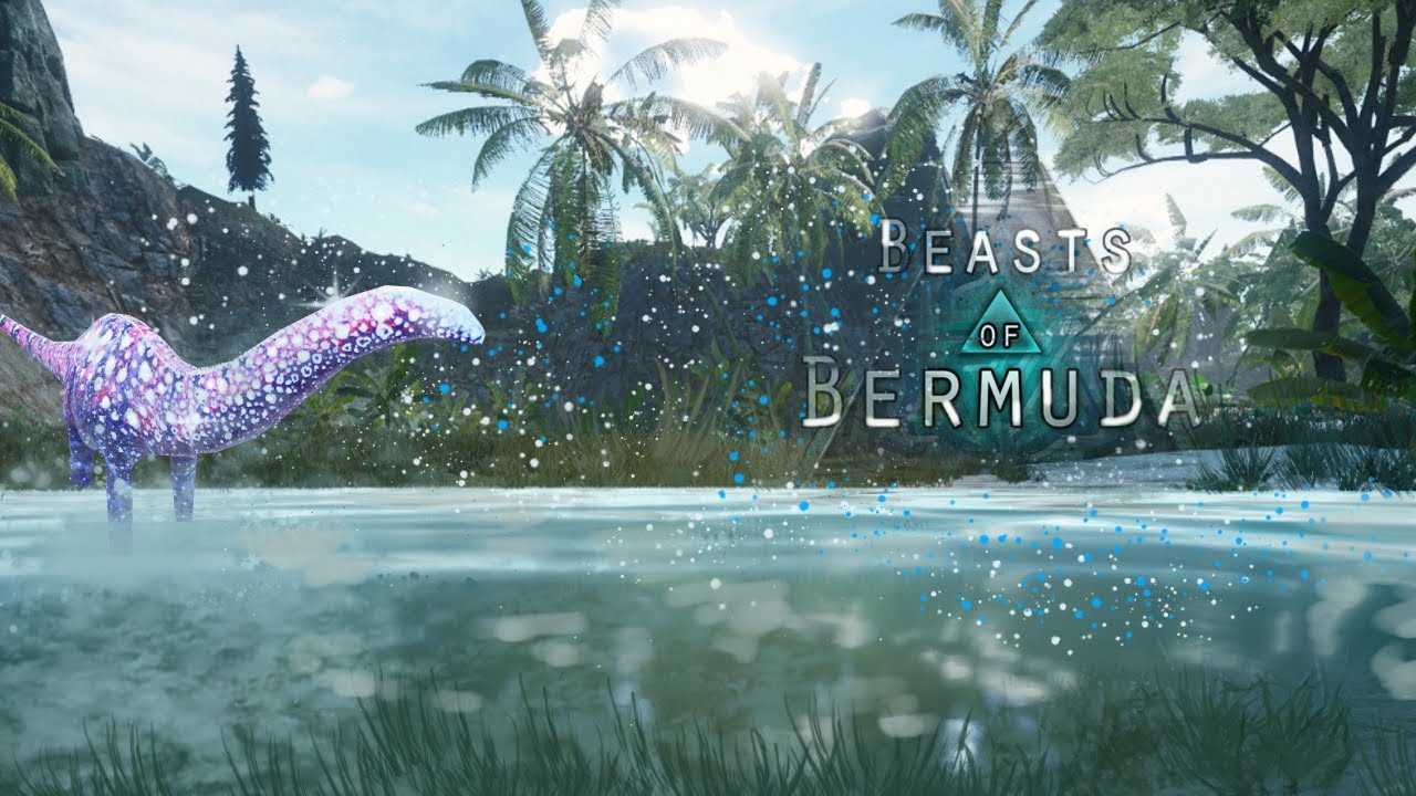 Beasts of Bermuda|Apato Hatching|So Colorful| Small Gameplay Time|The Forgotten Realms|Much More!!
