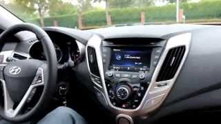 New Hyundai Veloster 2013 смотреть