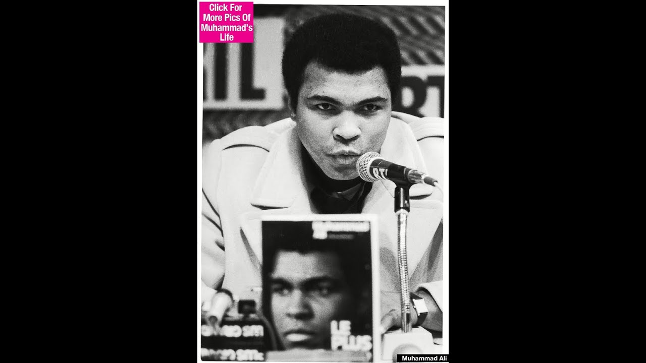 Muhammad Ali: The ultimate fighter