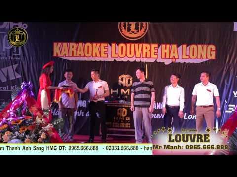 Karaoke LOUVRE Quang Ninh
