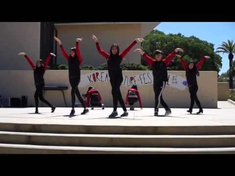 XTRM – Stanford K-pop | KSA Culture Festival 2016
