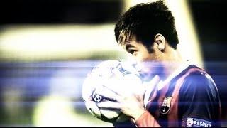Neymar ▲ Written In The Stars ● 2013/2014 Skills ●