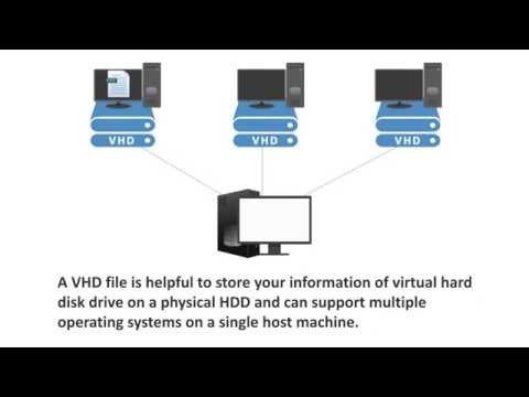Kernel for VHD Recovery Tool