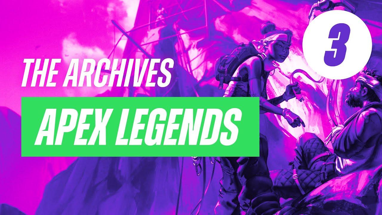 Sucking At Apex Legends #3 – Livestream Archive