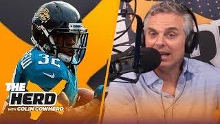 Maurice Jones-Drew on Jaguars' rebuilding process, talks Cam Newton's job hunt | NFL | THE HERD