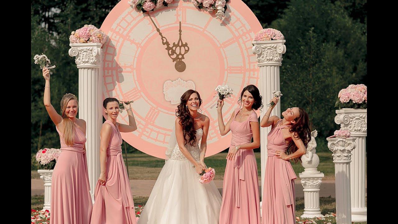 Свадьба в стиле Золушка. Это фантастика!