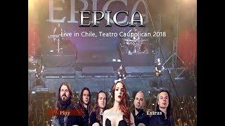 Epica - Live in Chile, Teatro Caupolican 2018 (MultiCAM)