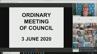 City of Port Phillip Ordinary Council Meeting 3 June 2020