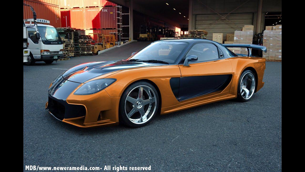 Forza Horizon 2 Mazda Rx-7 Fast and Furious Tokyo Drift - YouTube