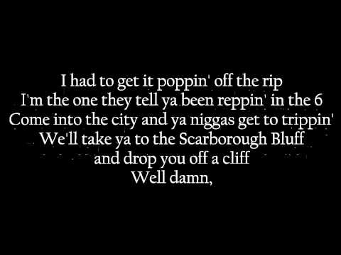Lil Wayne - Believe Me Ft. Drake (Lyrics)