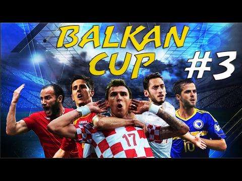 FIFA 17 - BALKAN CUP #3 - Serbia vs Macedonia & Romania vs Kosovo - Group A
