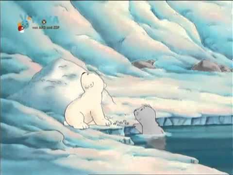 Der kleine Eisbär   Folge 4   Kleine Bärin   Der kleine Eisbär Ganze Folgen