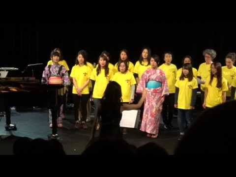 """Concert """"Soutien Japon"""" - Fleury Les Aubrais - 4 mars 2017"""