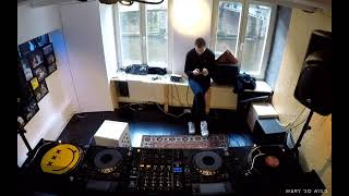 LIVE / RADIO: Broadcast directly from MARY GO WILD, Amsterdam