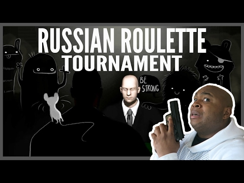 HAVING EXTREME SUICIDAL THOUGHTS!! - Russian Roulette Tournament