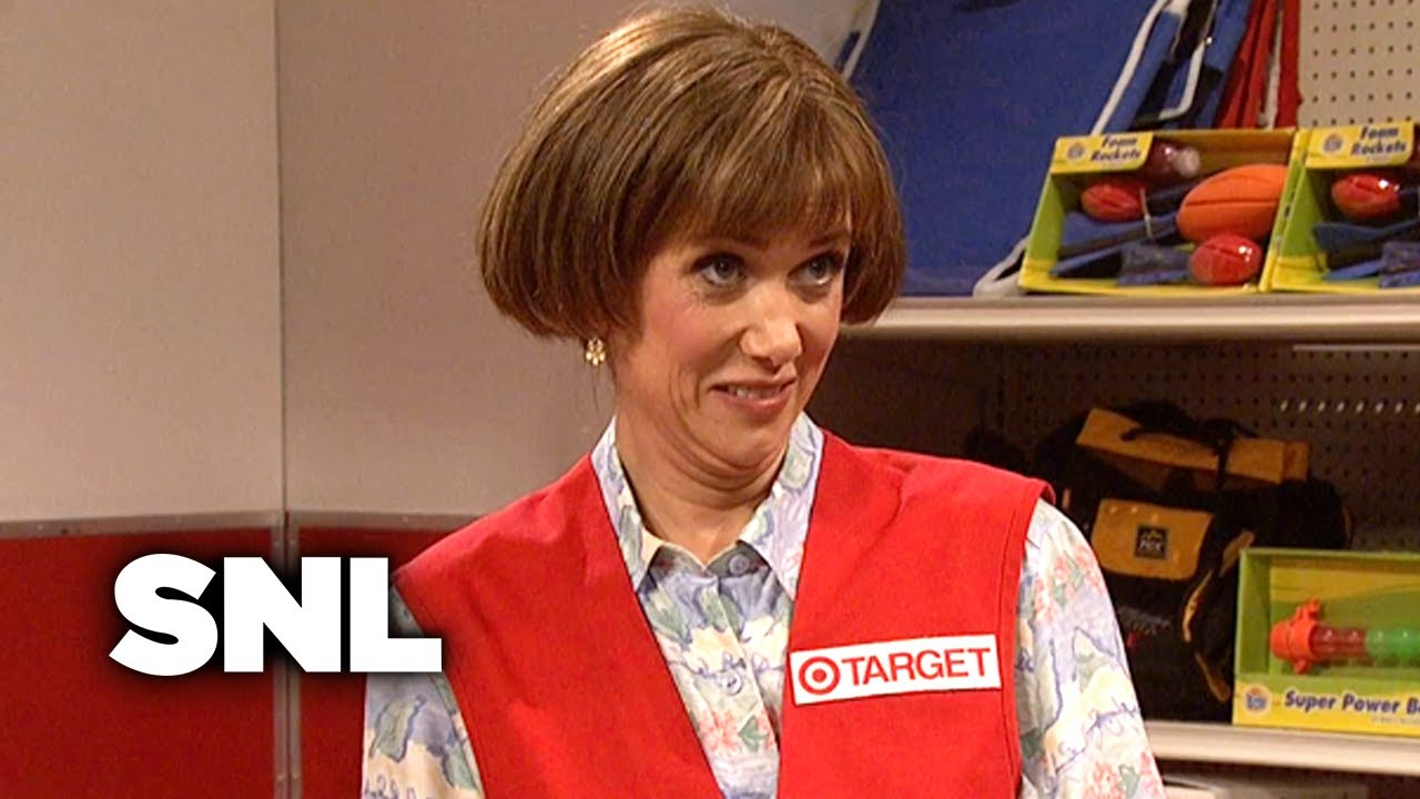 Download Target Lady: Meets Her First Lesbian - SNL