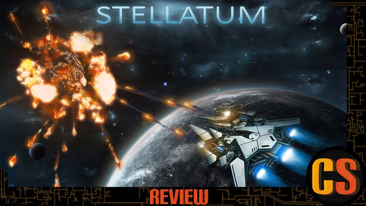 STELLATUM - PS4 REVIEW (Video Game Video Review)