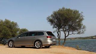 Tech Check: Trailer Assist Einparken mit Anhänger neuer VW Passat 2014