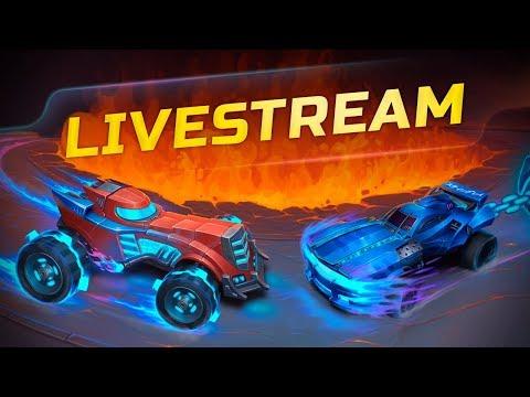 Russian Community live stream with T-Bone! 🤘💣