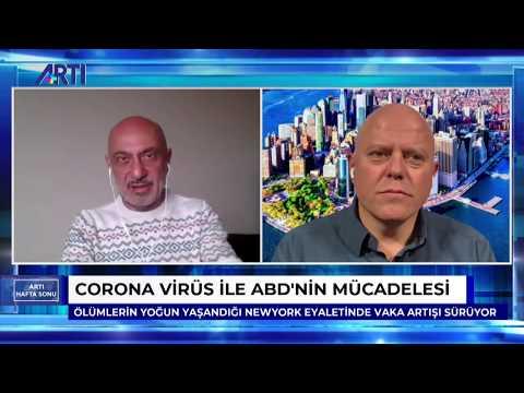 Artı Hafta Sonu - Mustafa Sağlamer 'Corona Virüs Salgını' 28 Mart 2020
