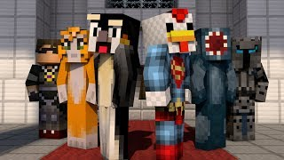 Minecraft | Youtuber Mod Showcase! (Skydoesminecraft, StampyLonghead, TheDiamondMinecart)