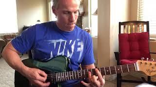 Joe Satriani - Thunder High On The Mountain intro