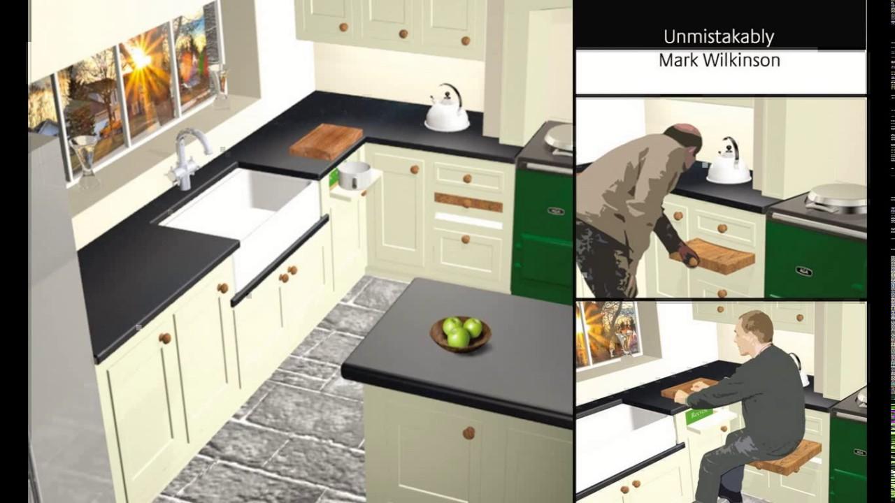 9 By 12 Kitchen Design Youtube