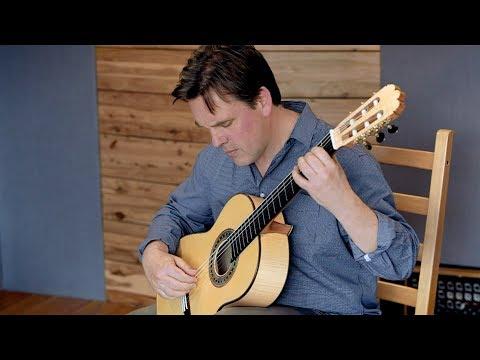 Ken Murray plays 'Lucky Strike' (Murray) on an Altamira Concert Guitar