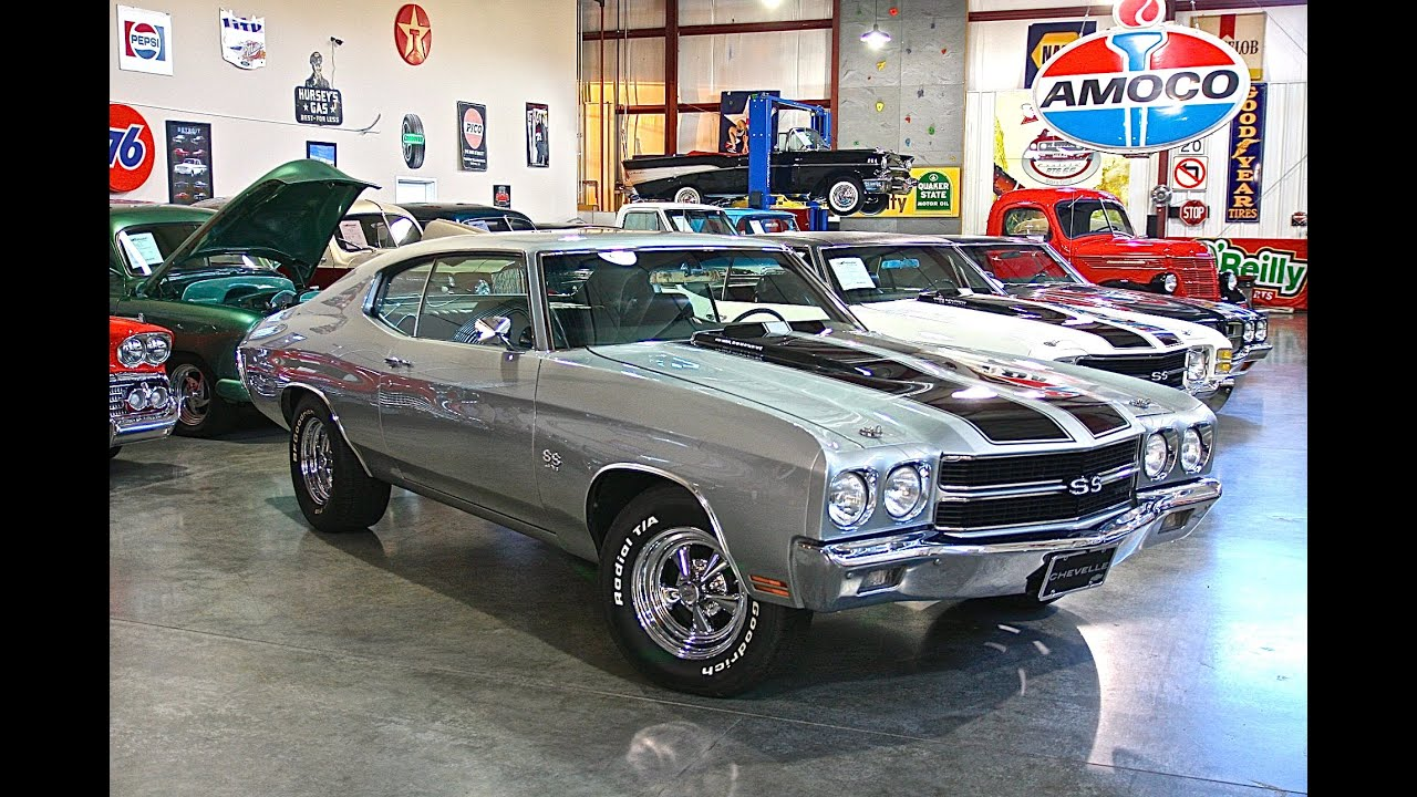 Chevelle Ss  Project Car For Sale
