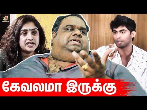 தர்ஷனுக்கு எலும்பு உடையும் : Ravindran Interview | Tharshan Sanam Shetty Breakup, Vanitha, Vijay Tv