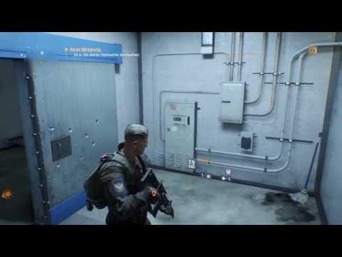 Tom Clancy's The Division [005] - Durch die Garage ins Haus