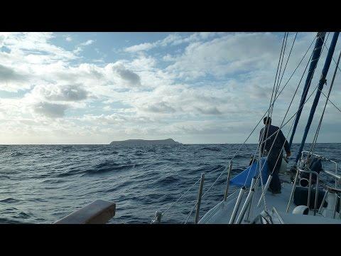 Descubre las Islas Salvajes navegando con el velero Sirocodiez
