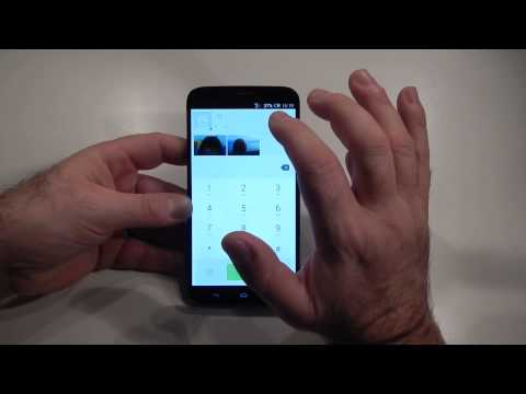 ALCATEL ONETOUCH HERO 2 - Videoreview