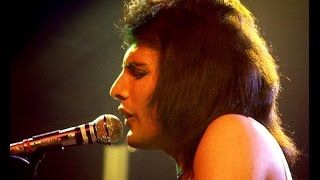 Freddie Mercury - You Take My Breath Away - Live at The Hyde Park- 18 September 1976
