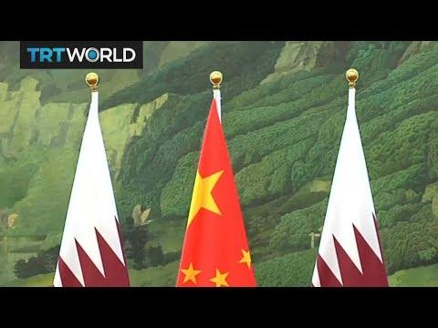 Saudi, Bahrain, Egypt and UAE cut ties with Qatar