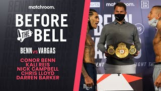 Before The Bell: Benn vs Vargas, Courtenay vs Bridges preview