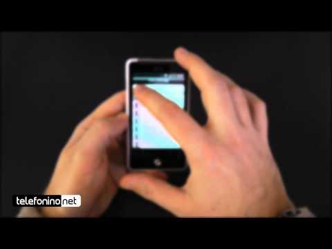 HTC Gratia videoreview da Telefonino.net