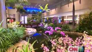 CNN Richard Quest - Singapore Changi Airport bids to be world