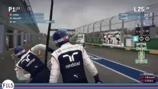 2014 Australian Grand Prix Highlights - F1 Live Season Race 1