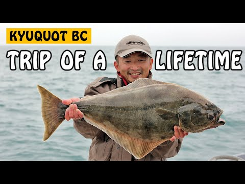 Kyuquot, Trip Of A Lifetime | Fishing With Rod