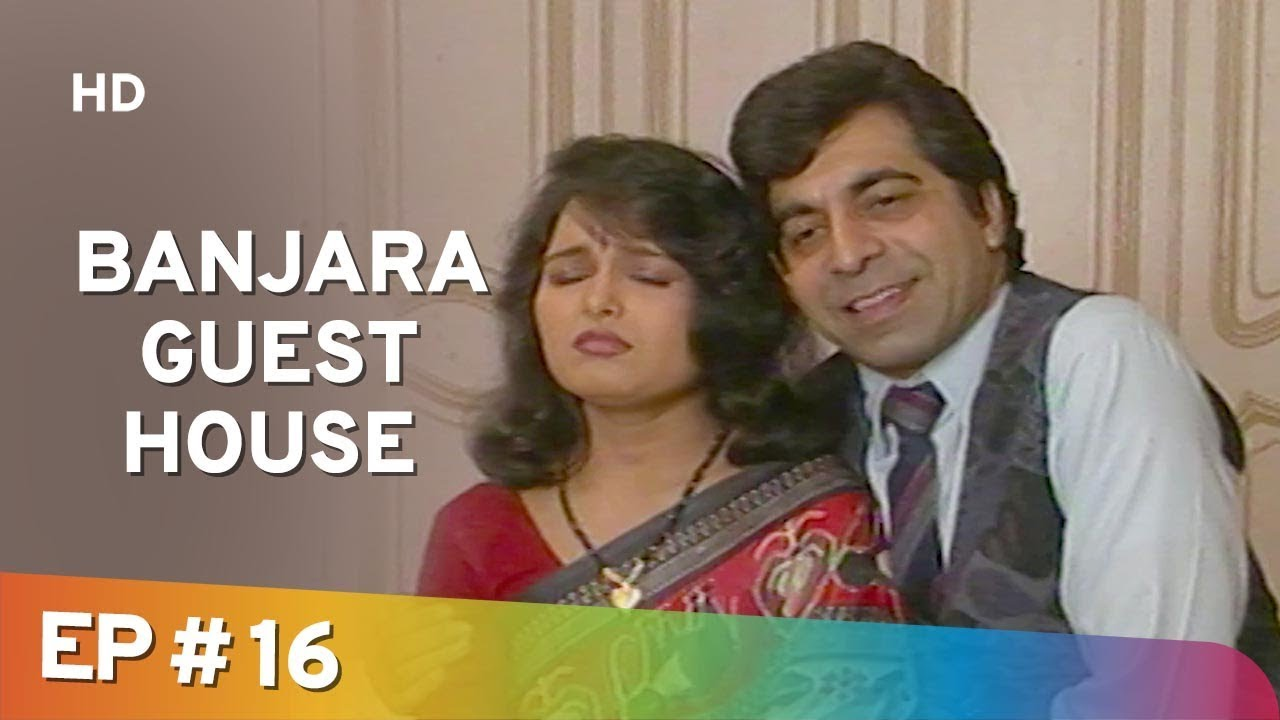 Banjara Guest House | Ep #16 | Maun Vrat | Manoj Pahwa | Shrivallabh Vyas |  90's Classic Shows