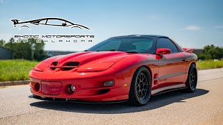 1999 Pontiac Trans AM WS6 (Supercharged) For Sale