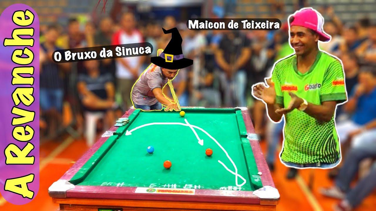 A REVANCHE  Baianinho de Maua vs Maicon de Teixeira ???
