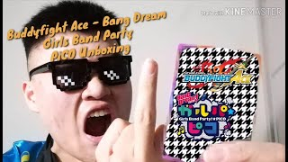 THE CANCER OF SOCIETY Joking Future Card Buddyfight Bang Dream Girls Band Party PiCO Unboxing