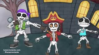 Chumbala Cachumbala | Piratas Esqueletos | Halloween y Esqueletos thumbnail