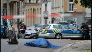 "Германия "" Нападение на синагогу ."""